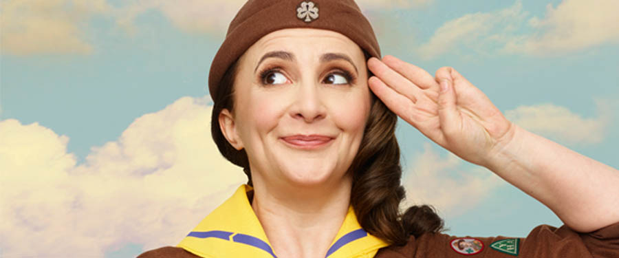 ST: Lucy Porter