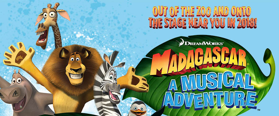 ST: Madagascar - A Musical Adventure