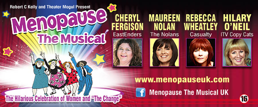 ST: Menopause The Musical