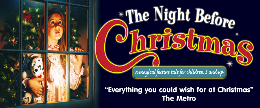 ST: The Night Before Christmas