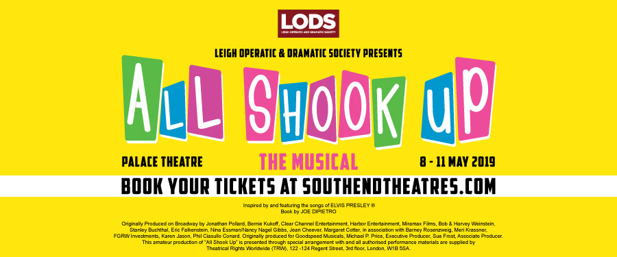 ST: All Shook Up