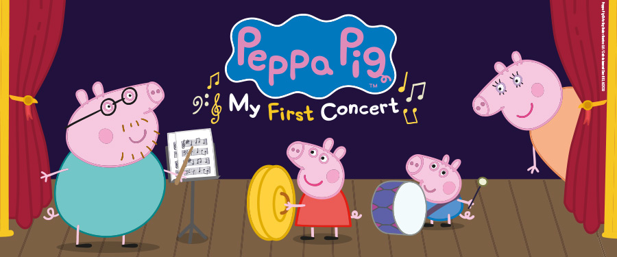 ST: Peppa Pig - My First Concert