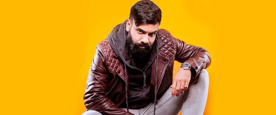 ST: Paul Chowdhry Live Innit