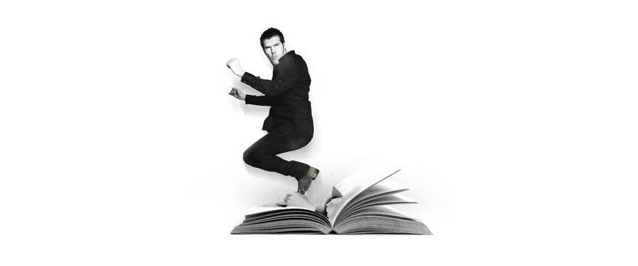 ST: Rhod Gilbert : The Book of John