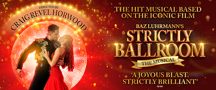 ST: Strictly Ballroom the Musical