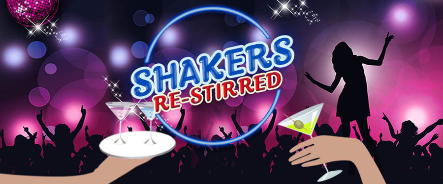 ST: Shakers Re-Stirred