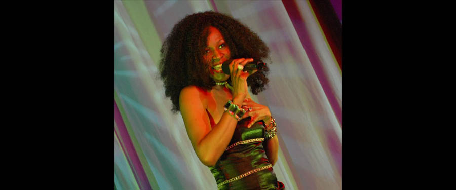 ST: The Ultimate Motown Night with Shola Kaye