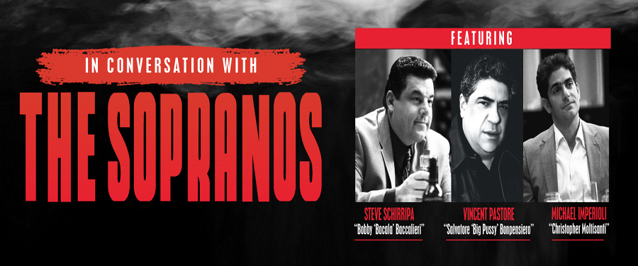 ST: In conversation with The Sopranos