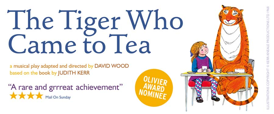 ST: The Tiger Who Came To Tea