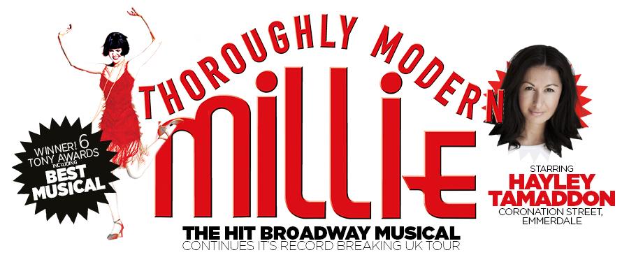 ST: Thoroughly Modern Millie