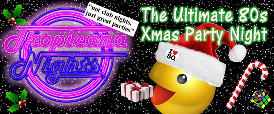 ST: Tropicana Nights Christmas Special 2017