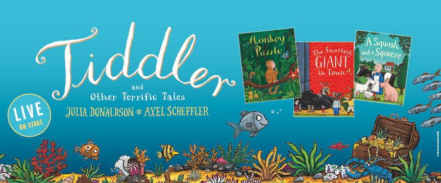 ST: Tiddler and Other Terrific Tales