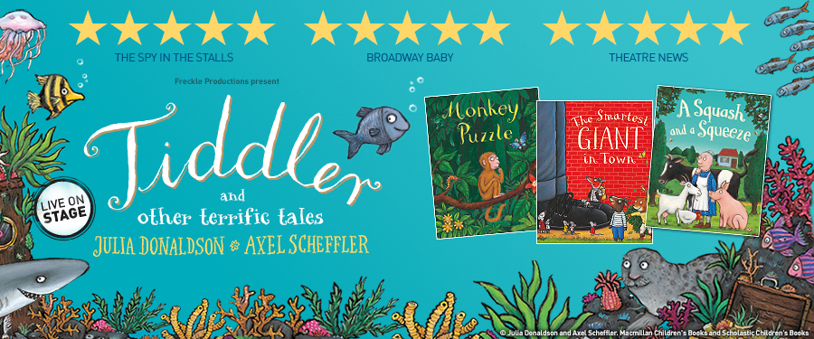 ST: Tiddler & Other Tales 2018