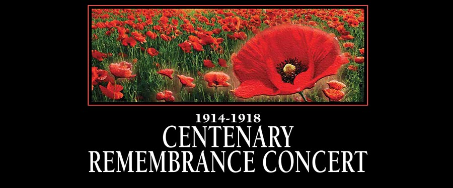 ST: Concert of Remembrance
