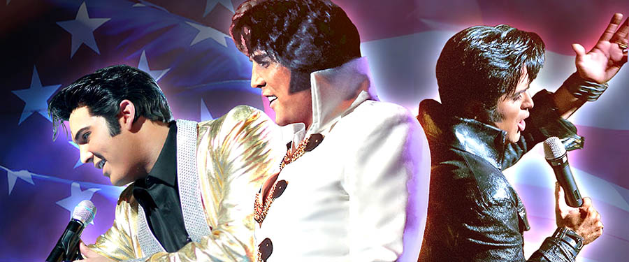 ST: The Elvis Tribute Artist World Tour