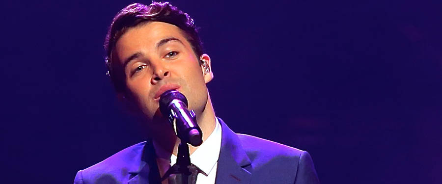 ST: Joe McElderry