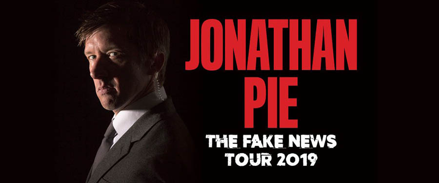 ST: Jonathan Pie: The Fake News Tour