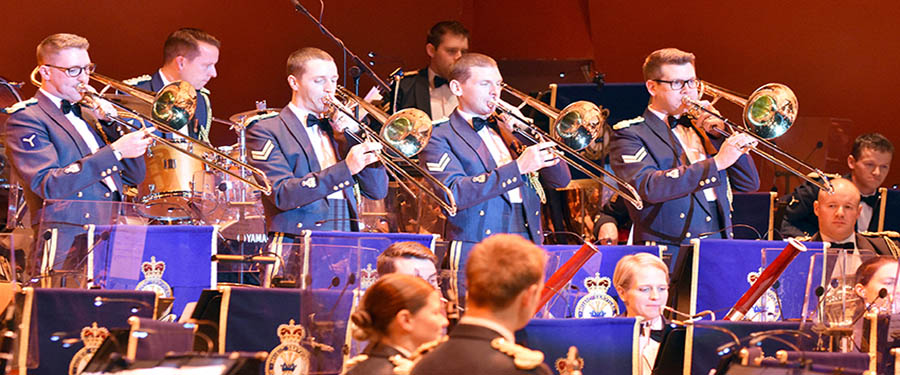 ST: The RAF Band