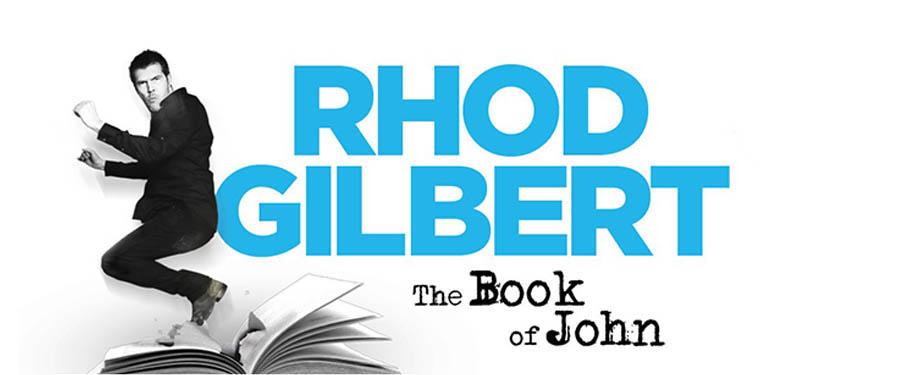 ST: Rhod Gilbert
