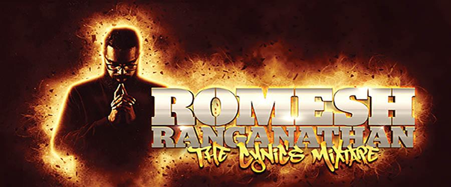 ST: Romesh Ranganathan - The Cynic's Mixtape
