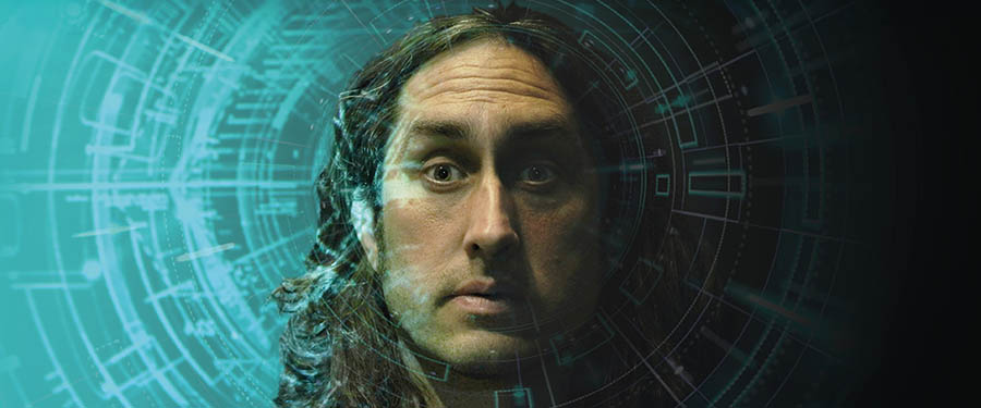ST: Ross Noble