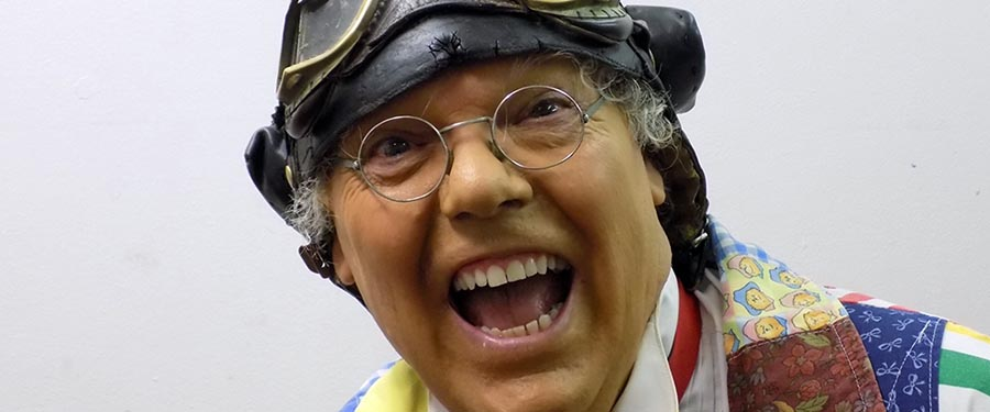 ST: Roy Chubby Brown