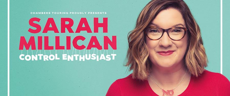 ST: Sarah Millican - Control Enthusiast