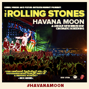 Fri 18 Oct - The Rolling Stones Havana Moon