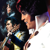 Thu 11 Oct - Elvis Tribute Artist World Tour
