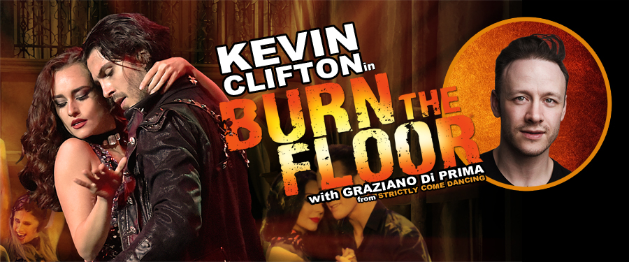 Kevin Clifton Burn Up The Floor