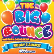 Fri 03 Aug - The Big Bounce