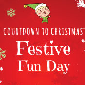 Sat 25 Nov - Festive Fun Day
