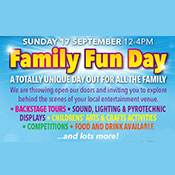Sun 17 Sep - Family Fun Day