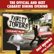 Fri 25 Jan - Fawlty Towers: Gourmet Night