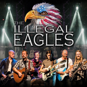 Fri 31 May - The Illegal Eagles