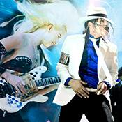 Sun 15 Oct - King of Pop