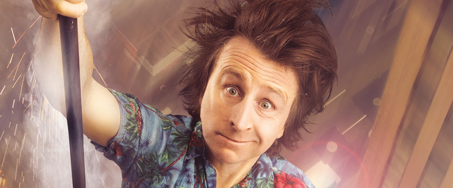 Milton Jones in Milton Impossible