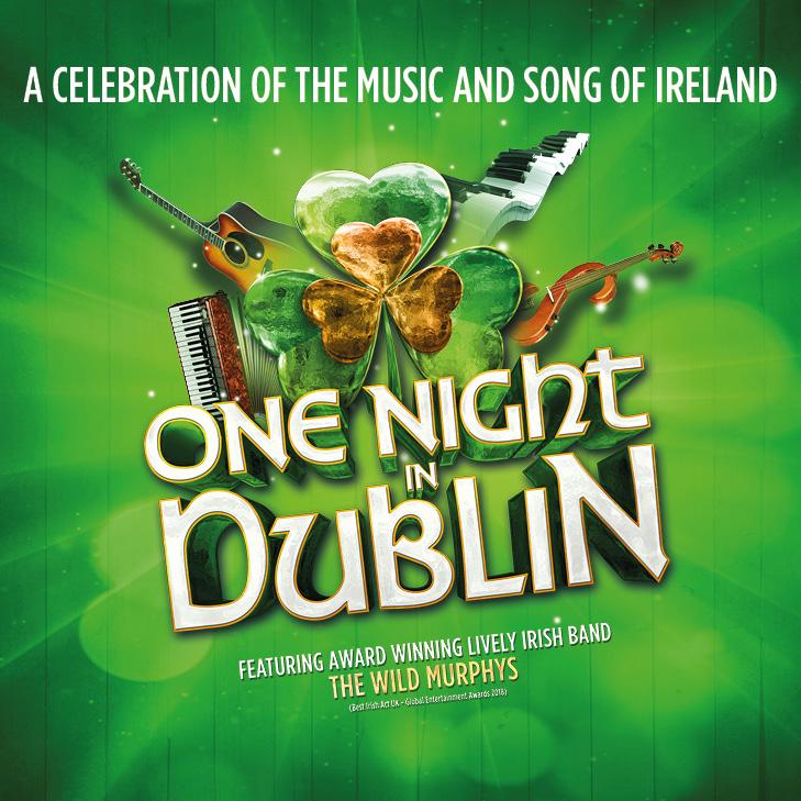 Wed 24 Jul - One Night in Dublin
