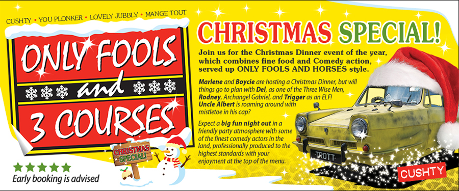 Only Fools and 3 Courses - Christmas Special