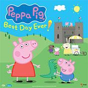 Sun 12 Jul - Peppa Pig
