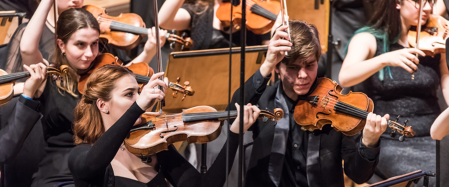 The Purcell School Symphony Orchestra