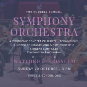 Sun 20 Oct - The Purcell School Symphony Orchestra