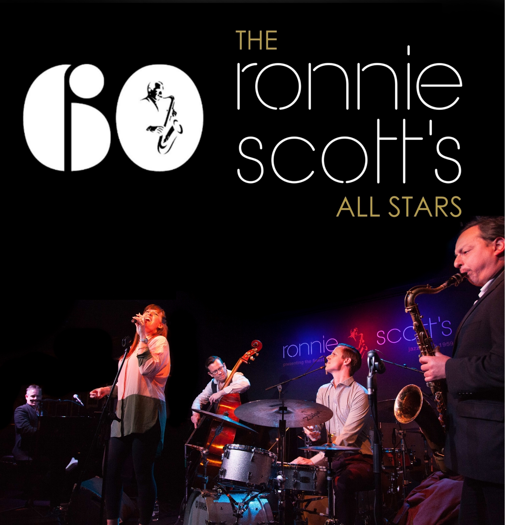 Wed 20 Nov - The Ronnie Scott