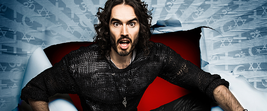 Russell Brand adds extra new tour shows after tickets sell out at Watford Colosseum