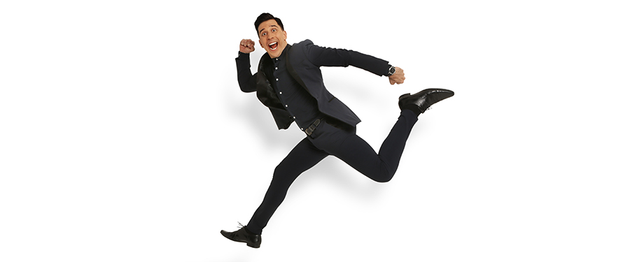Russell Kane | The Fast and The Curious