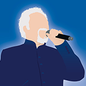Sun 14 Oct - Tom Jones Tribute