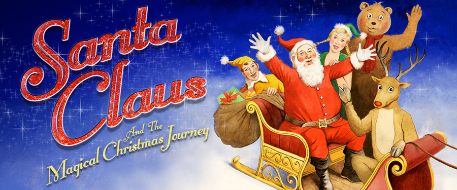 Santa Claus and The Magical Christmas Journey 2018