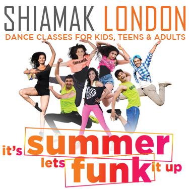 Sat 22 Jul - Shiamak Summer Funk