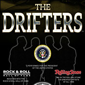 Fri 20 Sep - The Drifters