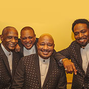 Fri 25 Oct - The Stylistics